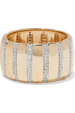 Adina Reyter Woman 14-karat Diamond Ring Size 5.5