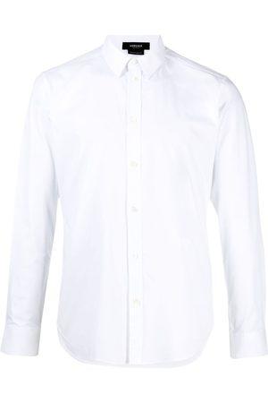 VERSACE Men Shirts - Medusa poplin shirt