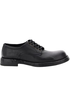 Dolce & Gabbana Men Formal Shoes - Lace-Up Derby Shoes Size IT 42