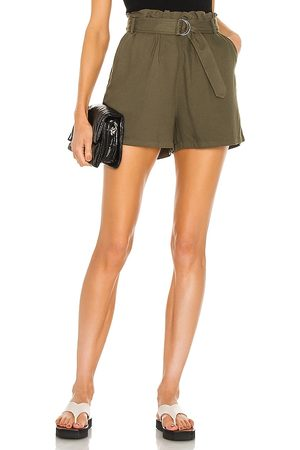 BB Women Shorts - Day In The Life Short in Sage.