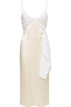 1017 ALYX 9SM Foulard Formal Satin Long Dress