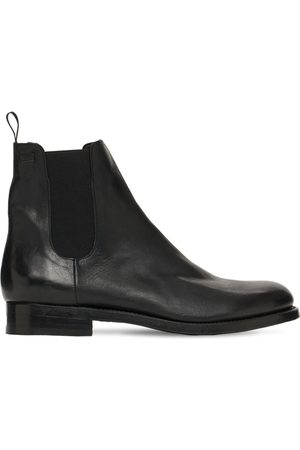 The Last Conspiracy Leather Chelsea Boots