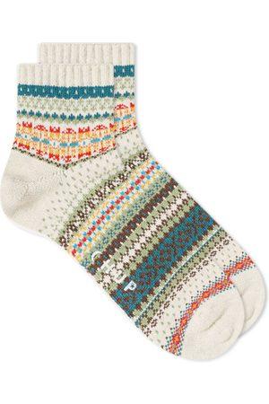 Glen Clyde Company Men Socks - Chup Sulata Quarter Length Sock
