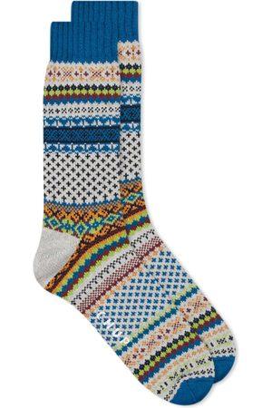 Glen Clyde Company Men Socks - Chup Skog Sock