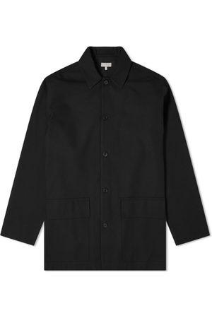 MARGARET HOWELL Long Overshirt