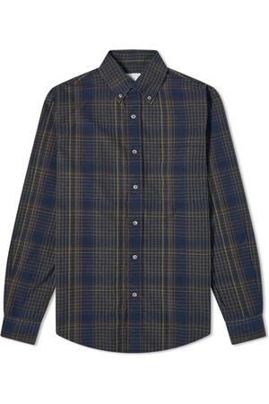Adsum Men Shirts - Button Down Madras Premium Shirt