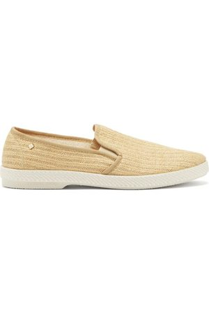 RIVIERAS Men Loafers - Montecristi Raffia-woven Loafers - Mens