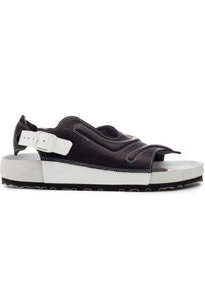 Birkenstock X CSM Terra Leather Slingback Sandals - Mens
