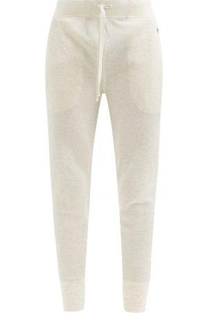 Polo Ralph Lauren Logo-embroidered Cotton-blend Pyjama Trousers - Mens