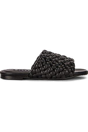 SIMON MILLER Women Sandals - Vegan Slit Slide in