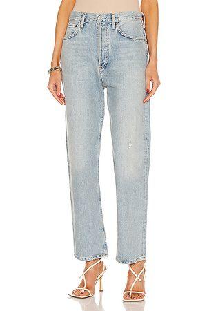 AGOLDE 90's Jean in Denim-Light