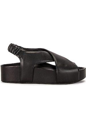 SIMON MILLER Women Sandals - Vegan Cross Dip Slide in