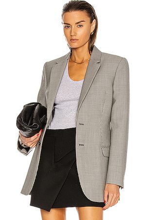 WARDROBE.NYC Contour Blazer in