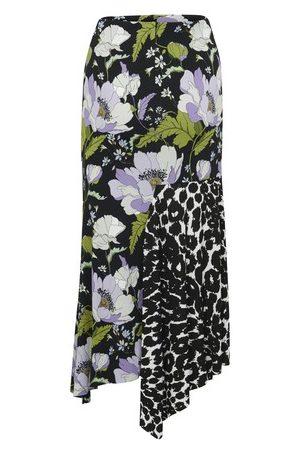 Tom Ford Women Midi Skirts - Midi asymmetric skirt
