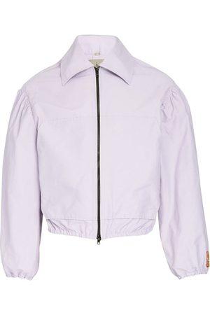 Boramy Viguier Victorian bomber jacket