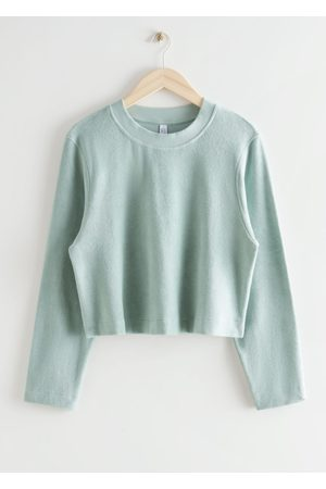 & OTHER STORIES Women Sweaters - Boxy Crewneck Sweater
