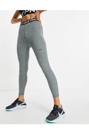 Nike Nike Pro Training 365 high waisted 7/8 leggings in -Grey