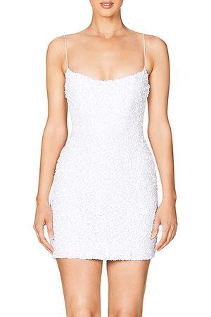 Nookie Women Party Dresses - Confetti Sequined Mini Dress