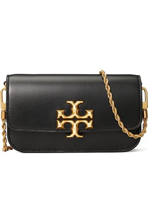Tory Burch Eleanor Mini Embossed Leather Crossbody