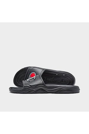 Champion Men's Hydro C Side Sandals in / Size 8.0