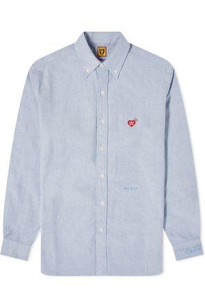 HUMAN MADE Men Shirts - Oxford Button Down Shirt