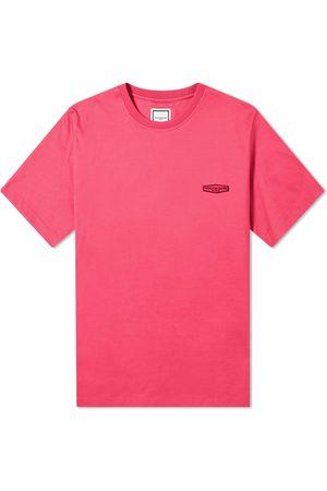 WOOYOUNGMI Men T-shirts - Back Logo Tee