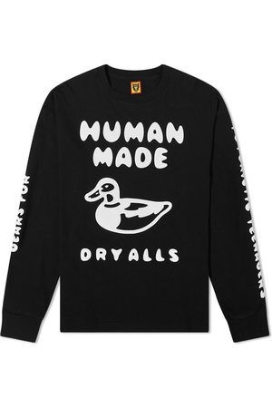 HUMAN MADE Long Sleeve Duck Tee