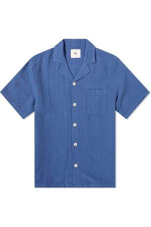 Folk Men Shirts - Soft Collar Vacation Shirt
