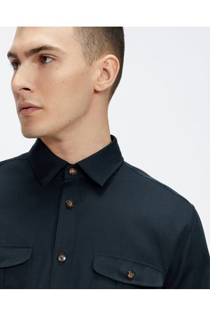 Ted Baker Men Casual - Military Style Shirt