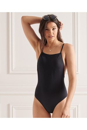 Superdry Women Swimsuits - Scooped Back Swimsuit