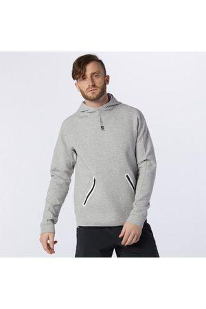 Men Hoodies - New Balance Men's Fortitech Fleece Pullover