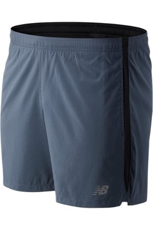 Men Shorts - New Balance Men's Accelerate 5 In Short
