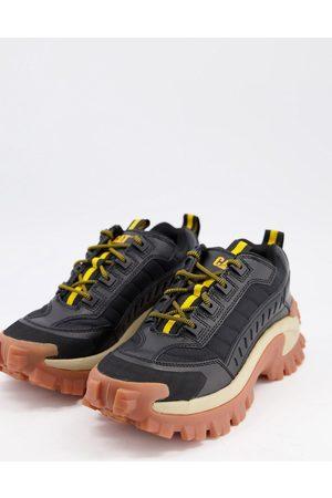 Cat Footwear CAT intruder sneakers in with gum sole