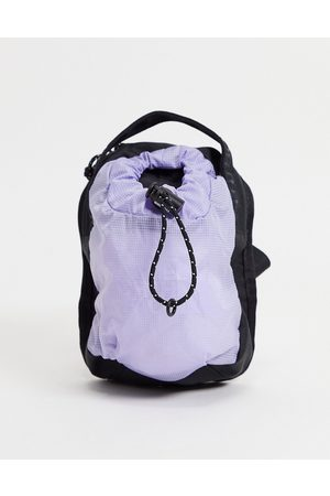 The North Face Bozer cross body bag in lilac