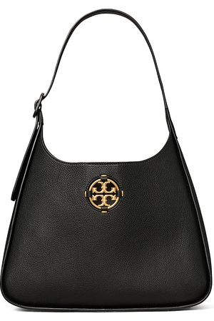 Tory Burch Women Purses - Miller Leather Hobo Bag
