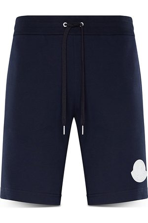 Moncler Men Shorts - French Terry Drawstring Shorts