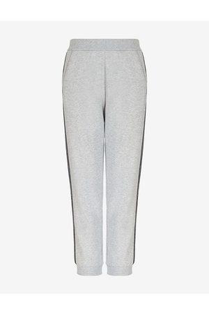 Armani Women Tracksuits - Jogger Grey Cotton, Polyester
