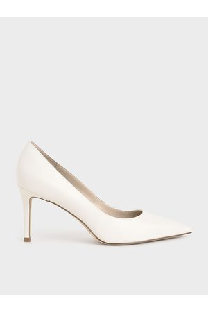 CHARLES & KEITH Women Pumps - Classic Stiletto Heel Pumps