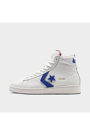 Converse Big Kids' x Roswell Rayguns Pro Leather High Top Casual Shoes Size 5.0