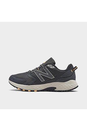 New Balance Men's 410 V7 Trail Running Shoes in Grey/Phantom Size 7.0 Knit