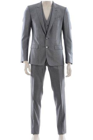 Dolce & Gabbana 733352 2 Buttons Suit 54 Grey