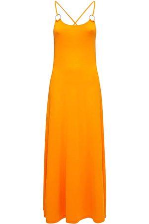 Max Mara Women Dresses - Viscose Crepe Long Dress