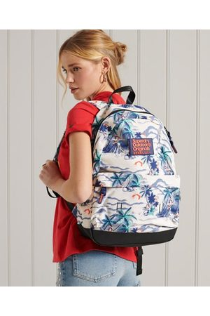 Superdry Women Rucksacks - Hawaiian Montana Rucksack