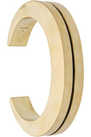 PARTS OF FOUR Bracelets - Cuff bracelet - Metallic