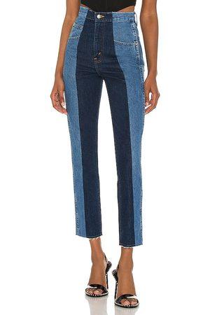 E.L.V. Denim The Twin Straight Leg Jean in .