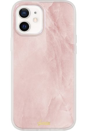 Sonix Magsafe Antimicrobial iPhone 12 Case in Pink.