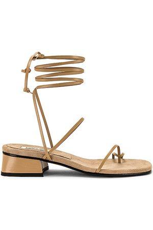 Reike Nen Women Heeled Sandals - Odd Pair Low Sandals in .