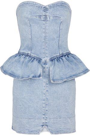 Isabel Marant Women Mini Dresses - Dolizi denim minidress