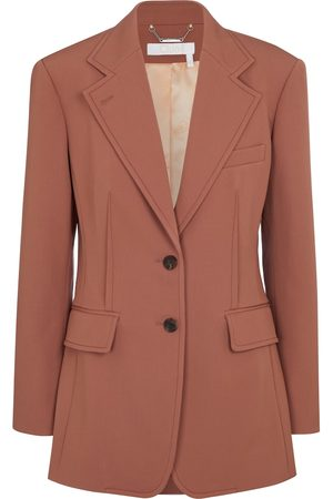 Chloé Women Blazers - Single-breasted wool blazer
