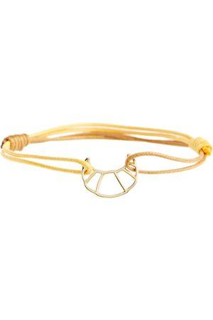 Aliita Croissant Puro 9kt cord bracelet